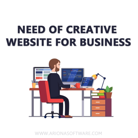 WHY NEED A CREATIVE WEBSITE FOR BUSINESS